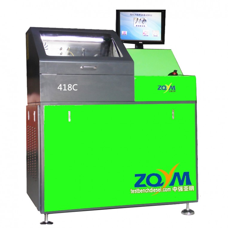 Common Rail Diesel Injector Test Panel ZQYM-418C Injector Pump tester from China professional manufacter