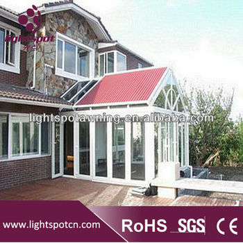 New Design Balcony AwningsPatio Door AwningsRetractable Waterproof Awninglarge Retractable Awning