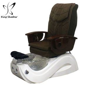 luxury spa chair foot spa tub pedicure sink base with jets