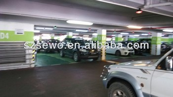 Car Park Assist Garage Parking System Isc West 2014 In Las Vegas ...