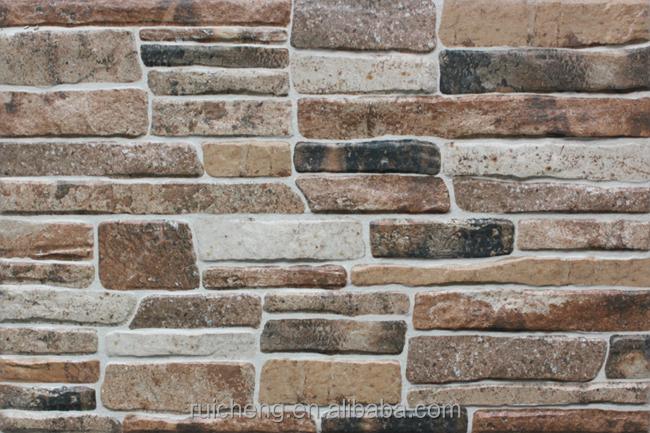 333x500mm 3d parete digitale facciata klinker piastrelle da voce