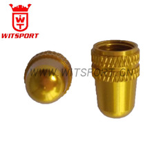 2016 Hot Sale CNC Bike gas cap / presta valve for Profession Bal factory