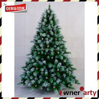 2017 Hot Sale Factory Price Custom Christmas Tree Realistic Artificial Christmas Trees