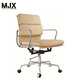 mid back aluminium ultra soft seat chair with wheels