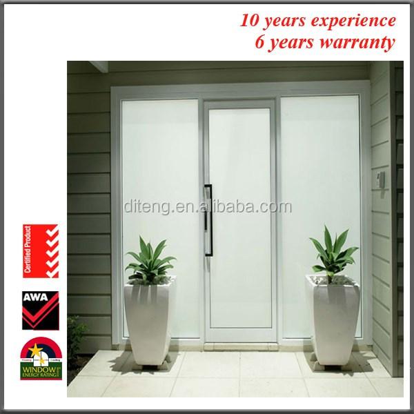 bedroom doors design aluminium frosted glass door, bedroom doors