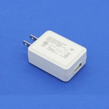 US Plug 110V to USB Adapter 5V 1A 2A 3A USB Charger with UL cert