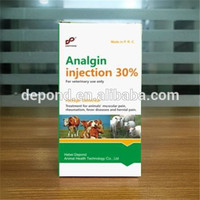Depond analgin antipryretic injection