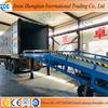 30% discount agent price container unloading ramp for 8t 10t 12t 15t capacity