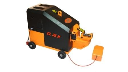 Cl36h Hydraulic Steel Rebar Cutting Machine,