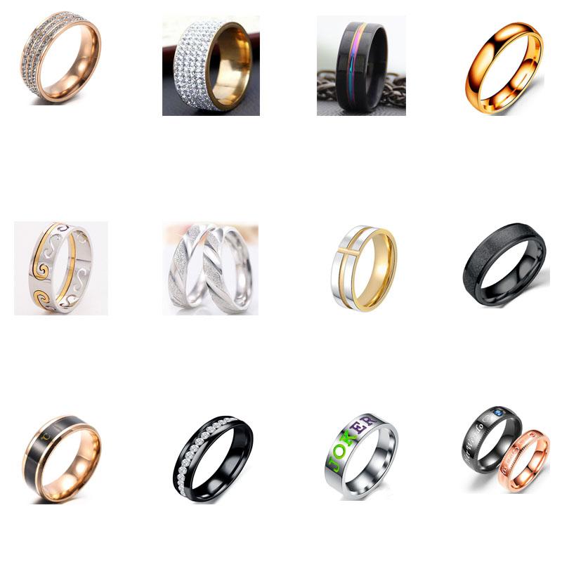 أربطة من كربيد التنجستين للرجال 8 مللي متر, خاتم زفاف رجالي من التنغستن الصلب باللون الأسود