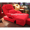 Newest fashion red multifunction spa manicure chair pedicure foot spa massage chair