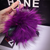 2016 new raccoon hair ball wind chimes ball car bags key ring pendant feathers hair ball package ornaments