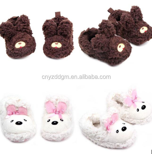 muestra gratis para bebs de importacin china zapatos animales de peluche de juguete