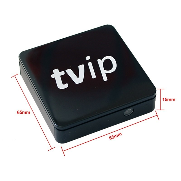 2019 high Quality TVIP S805 1G8G Linux android dual OS mini Tvip V.410 with CE certificate Quad core TV box