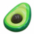 Adult Large Inflatable Avocado swimming Pool Float With Beach Ball Avocado Float