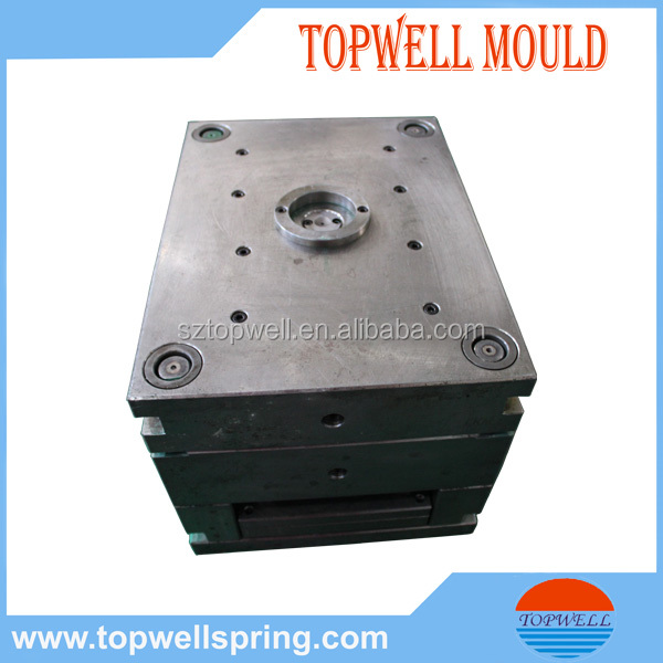 Photocopier plastic parts mold with injection mold for mold maker E094