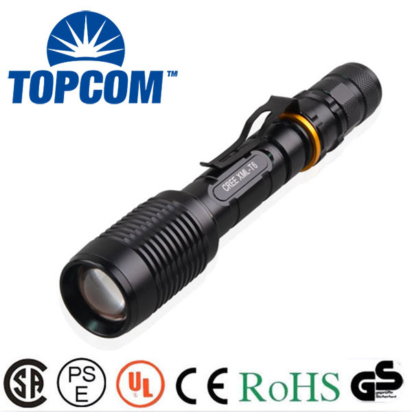 new arrived 5000 lumen super bright lantern cree xml t6 led tactical police torch flashlight. Black Bedroom Furniture Sets. Home Design Ideas