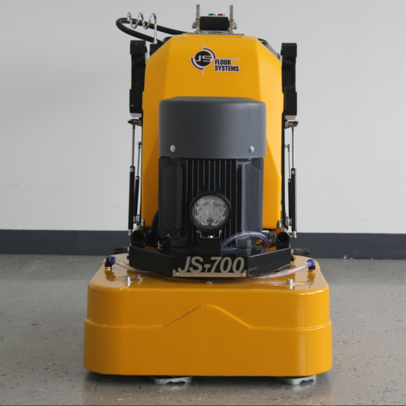 JS700 concrete marble stone terrazzo floor polisher and grinder with low price