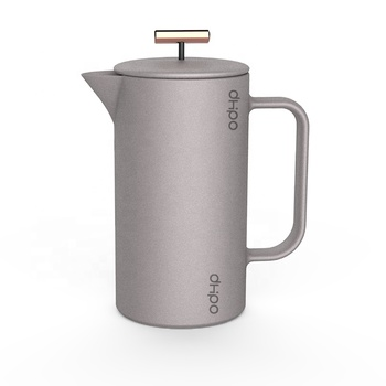 Palace Ceramic French Press For Coffee Or Tea,850ml