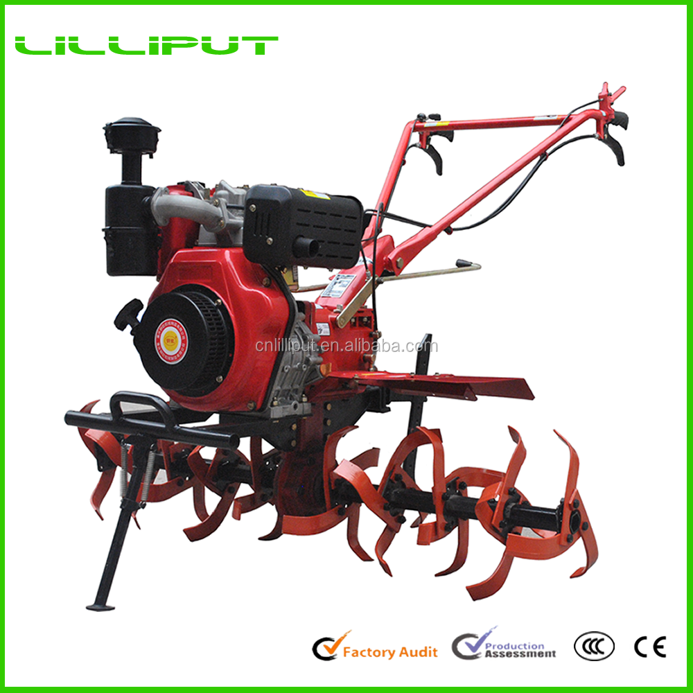 New Design New Inexpensive Made In China Garden Machine For Greenhouse Tillage