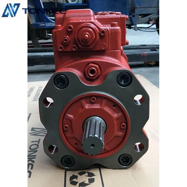JS130W S130W-V S140W-V S160W-V main pump K3V63DTP K5V80DTP hydraulic pump 401-00397 401-00396 401-00161A