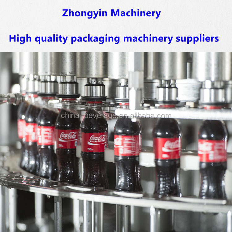 Aseptic Cold Filling Ultra Clean China Bottle Cola/coke/kola ...