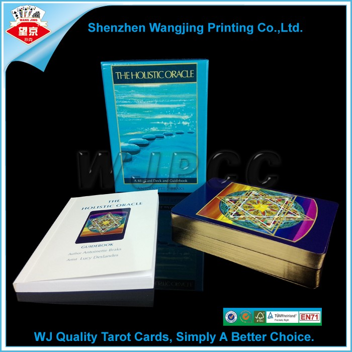 Cheap Big Size Plastic Tarot Cards Manufacturer