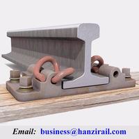 Steel Railway Track