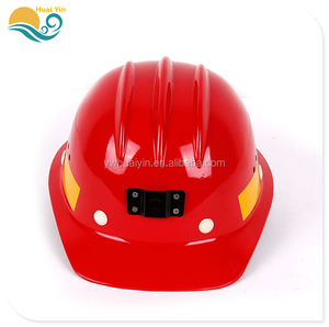 Wholesale supply of fiberglass breathable anti-static helmet anti-shock anti-smashing power construction safety helmet