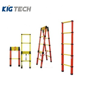 High Strength High insulation single side A type ladder
