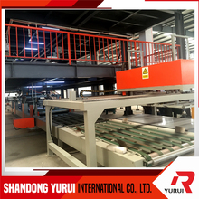 SENYD brand installation and testing service automatic decorative mgo board production