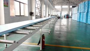 downstream equipment for xps foam board extrusion line/CE standard
