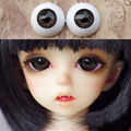 Big size Black Bjd Eyes for BJD Dolls toys eyeball for 1 3 1 4 1