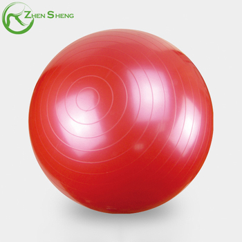 Zhensheng custom balance ball chair exercise gym ball yoga