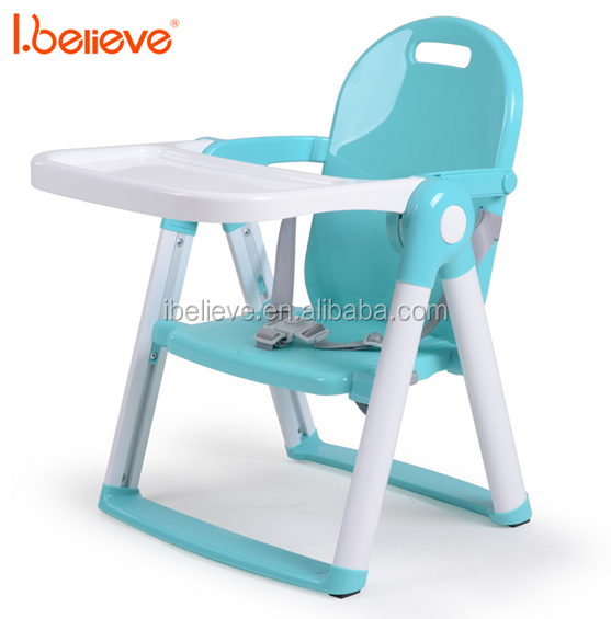 Plastic Material and Chair Type baby Booster Seat