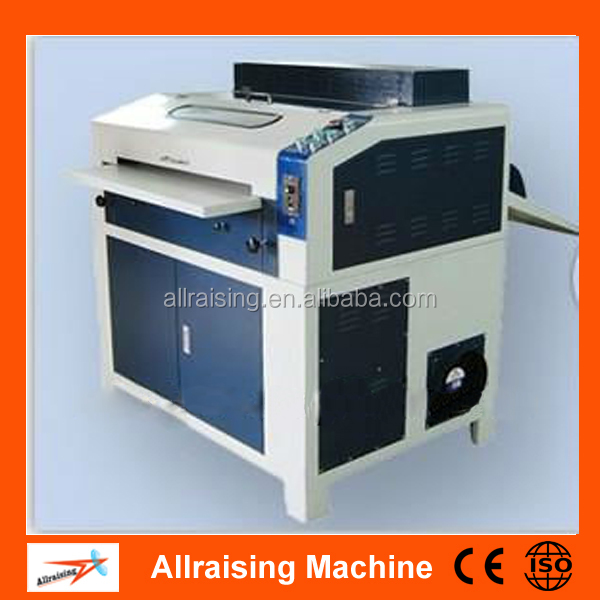 24 Inches Single Roller Stainless Steel Electric UV Roller Coater with CE