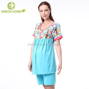 Womens Bamboo Summer Pajama 5ebbaadec