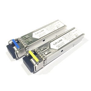 HUAWEI compatible BIDI SFP modules 1.25g 20km 1310nm/1550nm wdm transceiver