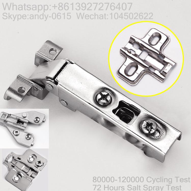 3d verborgen möbel schrank clip auf scharnier, küchenschrank selbst ...