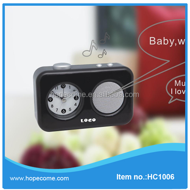 (HC1006R) Factory direct sales funny clock import export franchise