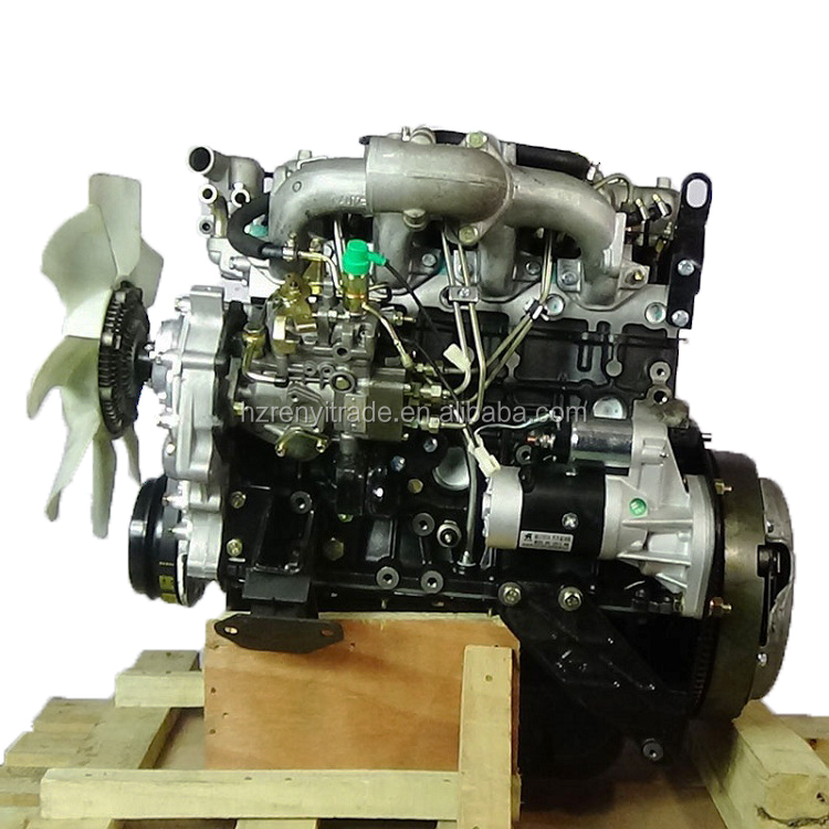 High Quality Cheap Price 2 8l Diesel Engine 1994 Isuzu Trooper Engine 4jb1  For Jmc Truck Pickup Bobcat Skid Steer - Buy 2 8l Diesel Engine,1994 Isuzu
