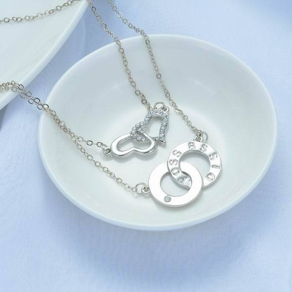 Circle pendant meaning light gallery light ideas yiwu duoying jewelry factory double heart necklacecircle pendant yiwu duoying jewelry factory double heart necklace circle aloadofball Image collections