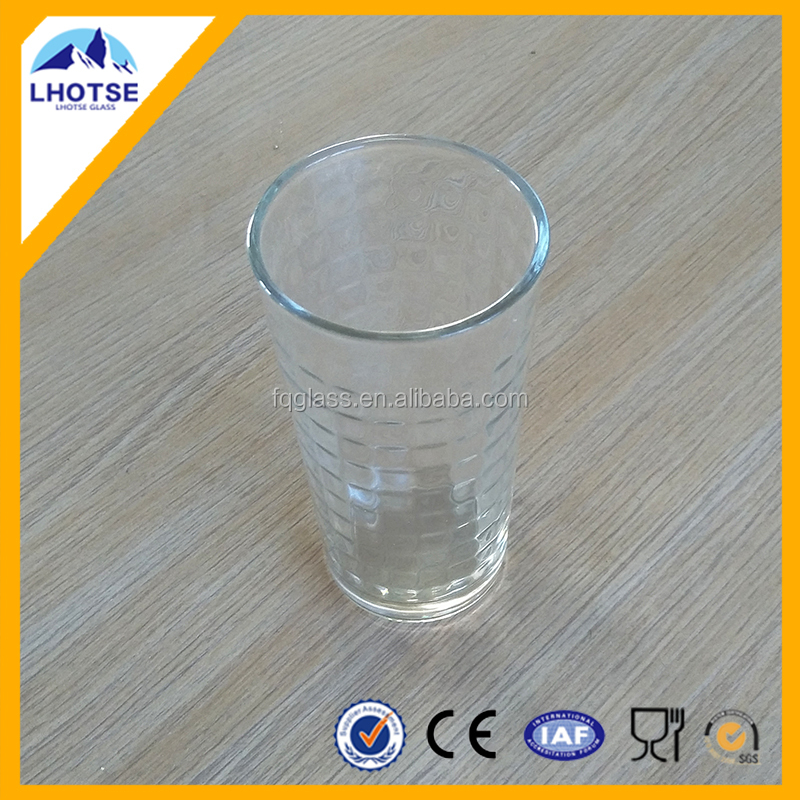 Hot Selling Kitchen Glassware on Table from Anhui Glass Factory