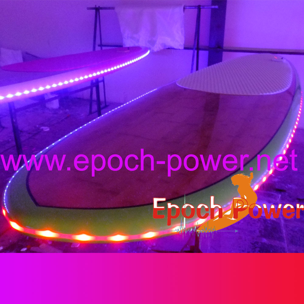 Led Sup Board/paddle Board With Led Light/stand Up Paddle Board ...