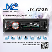 User Manual Car MP3 Player with fm transmitter, Support USB/SD AUX IN