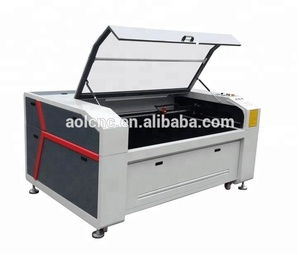 Mdf and fabric scanner for laser cutter 120w for hobby