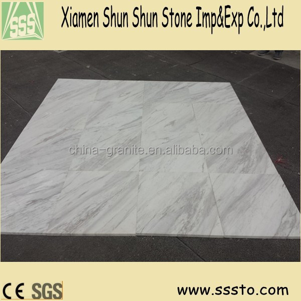 Natural stone volakas marble tile for flooring