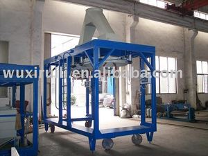 Mobile Jumbo Bag Filling System