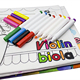 No Harmful Multi-color Fluently Drawing Non-washable Fabric Marker Pen Textile Marker