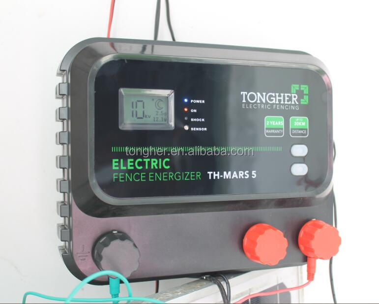 Power electric fence per cavallo/bestiame-Tongher